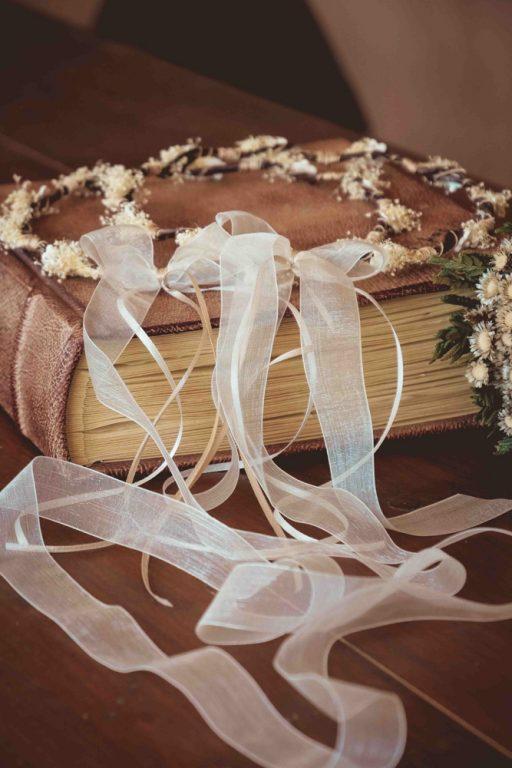 χειροποίητα στέφανα γάμου