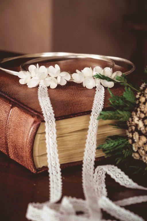 στέφανα γάμου ασημένια
